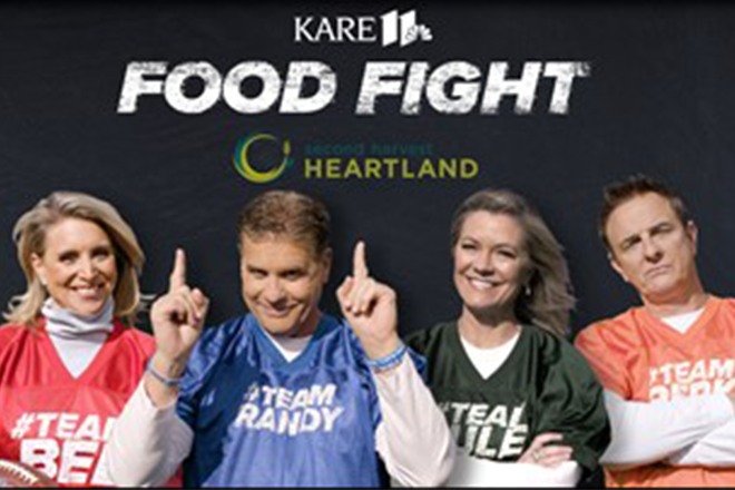 KARE 11 Food Fight